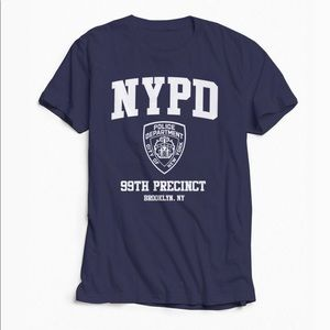 Tops - NYPD POLICE DEPARTMENT NY TSHIRT